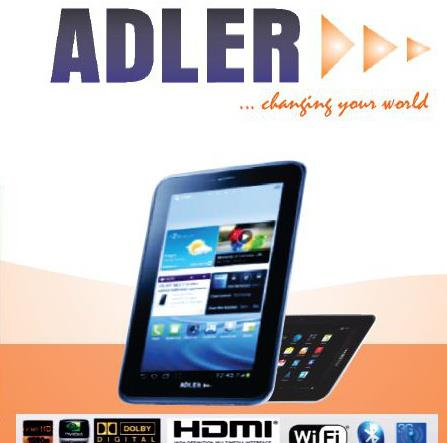 Adler Phones and Tablets